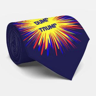 Dump-Trumpf-Krawatte Individuelle Krawatten