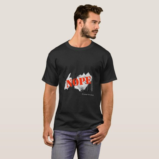 Dump-Trumpf T-Shirt