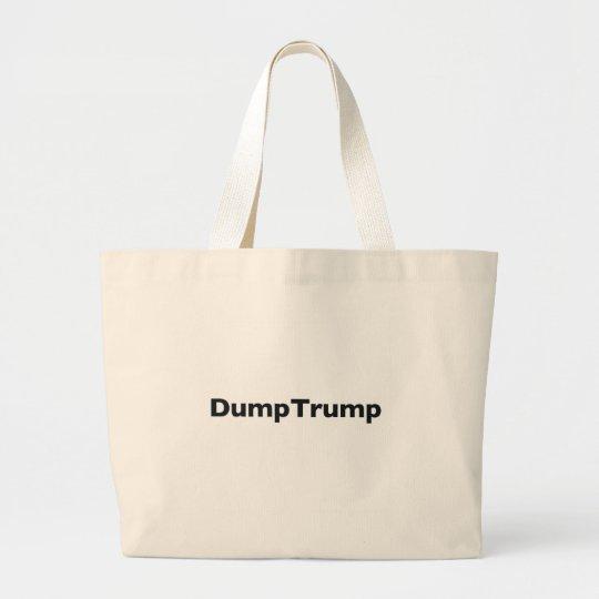 DumpTrump Jumbo Stoffbeutel