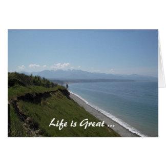 Dungeness Bucht (2), Leben ist… groß Karte