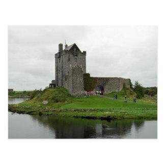 Dunguaire Schloss-Postkarte Postkarte