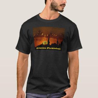 Dunkelheit Arizonas Pickleball T-Shirt