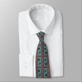 DUNKELHEIT MOONS KRAWATTE, i-Kunst und Entwürfe, Krawatte