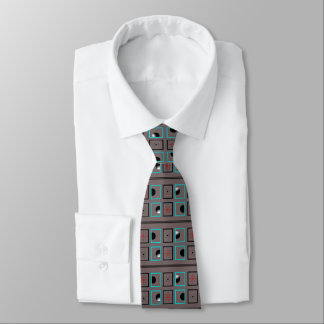 DUNKELHEIT MOONS KRAWATTE, i-Kunst und Entwürfe, Personalisierte Krawatte