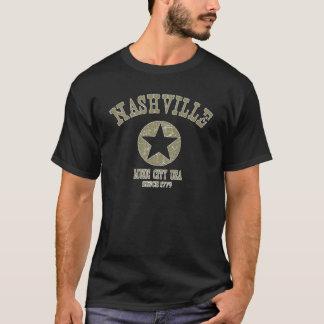 Dunkelheits-Shirt Nashvilles, Musik-Stadt USA D5 T-Shirt