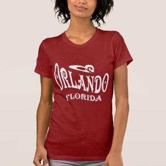 Dunkelheits-Shirt Orlandos Florida T-Shirt