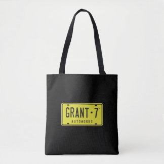 Dunkelheits-Tasche des Logo-G7 Tasche