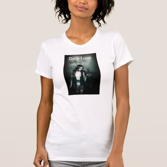 Dunkle Liebe T-Shirt
