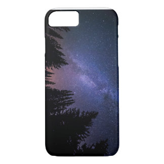 Dunkle Nacht iPhone 7 Hülle