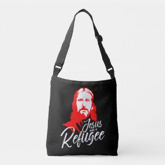 Dunkle Riemen-Tasche Jesuss Tragetaschen Mit Langen Trägern