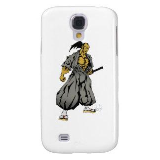 Dunkle Samurais Galaxy S4 Hülle