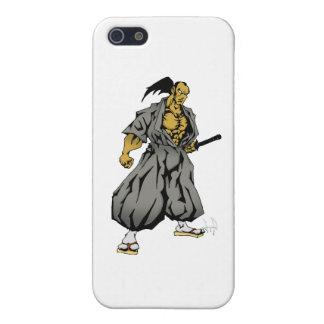 Dunkle Samurais Schutzhülle Fürs iPhone 5