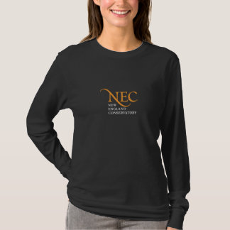 Dunkler langer Sleeved T - Shirt NEC (weiblich)