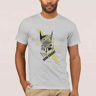 Dunkler Ritter Batmans futuristisch T-Shirt