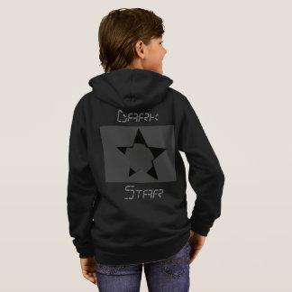 Dunkler Stern Hoodie