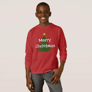 Dunkles Autismus-Weihnachten scherzt Shirt