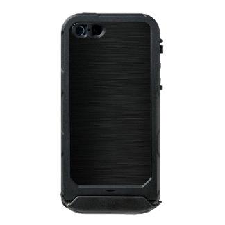 dunkles Metallblatt Incipio ATLAS ID™ iPhone 5 Hülle