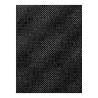 dunkles Muster 16,5 X 22,2 Cm Einladungskarte
