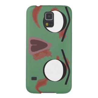 Dunkles Zombie-Gesicht Samsung Galaxy S5 Hülle