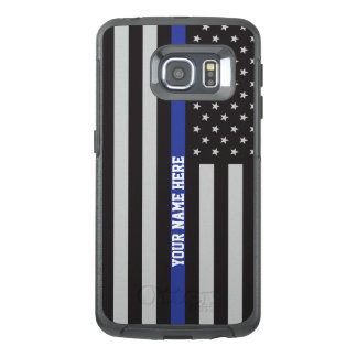 Dünne blaue Linie - amerikanische