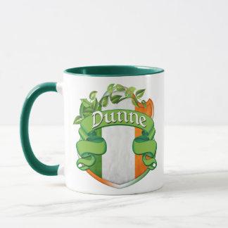 Dunne Iren-Schild Tasse