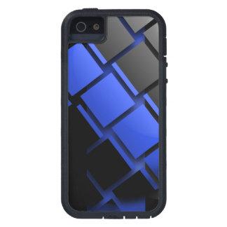 Dünnes Blue Line reden an iPhone 5 Cover