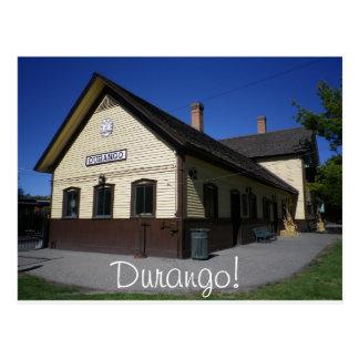 Durango-Postkarte Postkarte