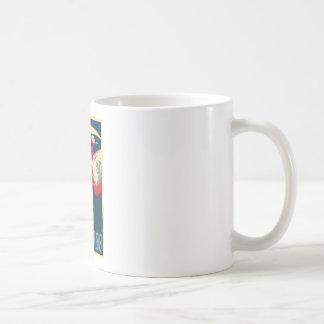 Durch den Bart von Zeus Kaffeetasse