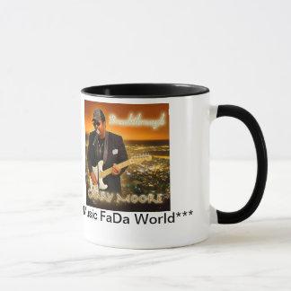 Durchbruch-Kaffee-Tasse GARRY MOORE Tasse