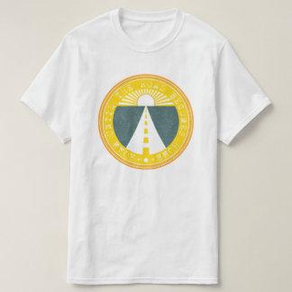 durchstreifen Sie, bis die Straße Zuhause wird T-Shirt