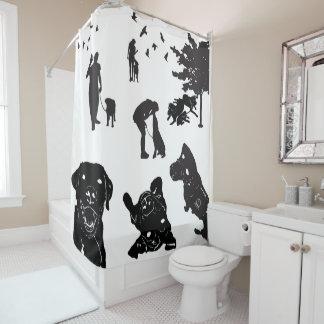Duschvorhang-Service-HundeLiebe Duschvorhang
