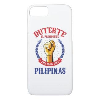 Duterte - EL Presidente iPhone 7 Fall iPhone 8/7 Hülle