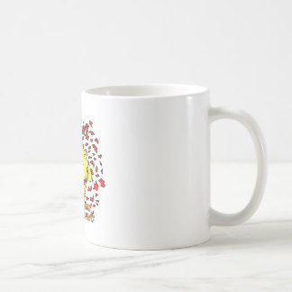 E-Damme feste Leopardprint Unterhosen Kaffeetasse