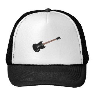 E-Gitarre Baseballmützen