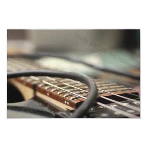 E-Gitarre Kunstfotos