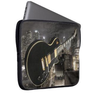E-Gitarrenlaptophülse Laptopschutzhülle