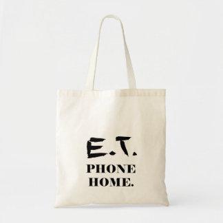 E.T. Telefon-Zuhause Tragetasche