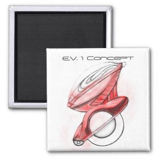 E.V. 1 concept Magnet Carré