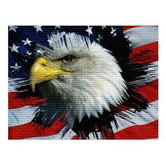 Eagle 10 postkarte