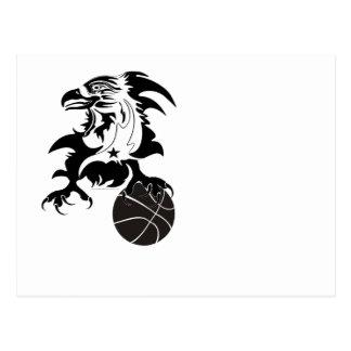 Eagle-Basketball-1-logo-1 Carte Postale