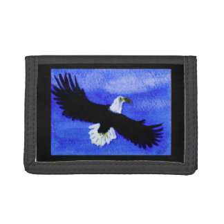Eagle, das hohe Vogel-Kunst fliegt