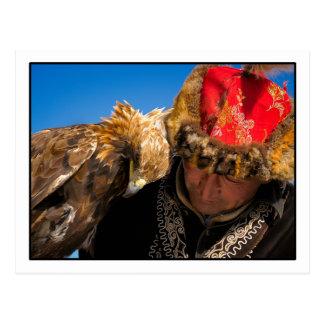 Eagle-Jäger-Postkarte Postkarte