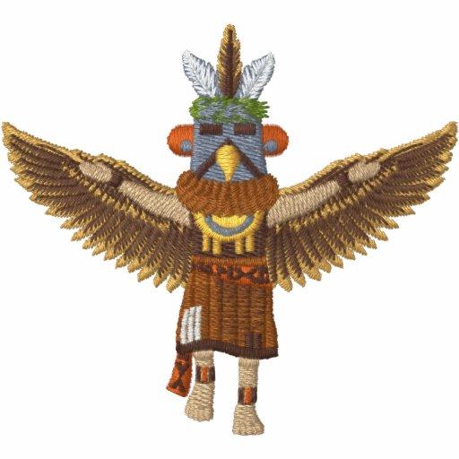 Eagle Kachina - fertigen Sie besonders an Hoodie
