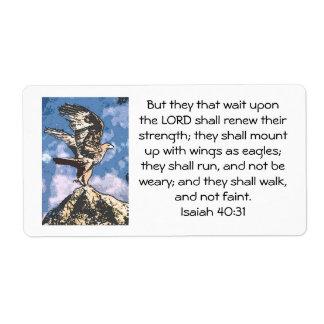 Eagles-Flügel - Jesaja-40:31