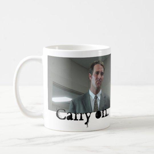 Eamonn machen., KayakFilm.com weiter Kaffeetasse