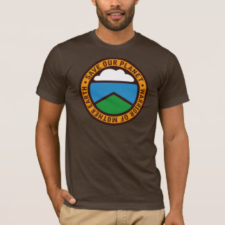 Earthwarriorblue T-Shirt