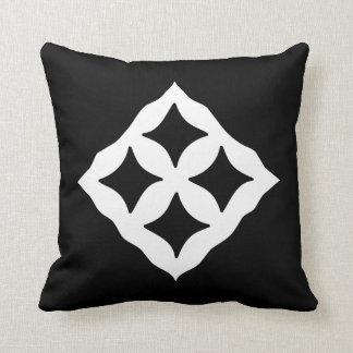 Eban | Adinkra Symbol der Liebe, Sicherheit, Kissen
