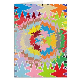 EBR Regenbogen-Farben:  Energie-Balance Karte