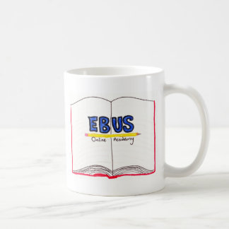 EBUS 'Book Kaffeetasse