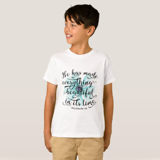 ECCLESIASTES 3 11, DIE ER GEMACHT HAT T-Shirt